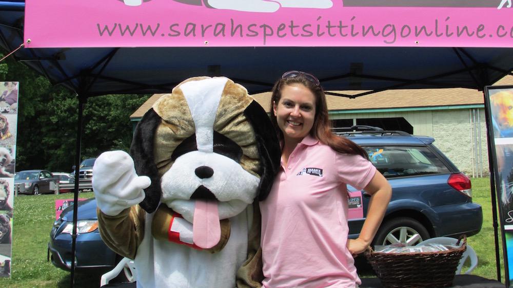 Sarah S Pet Sitting Online Profile