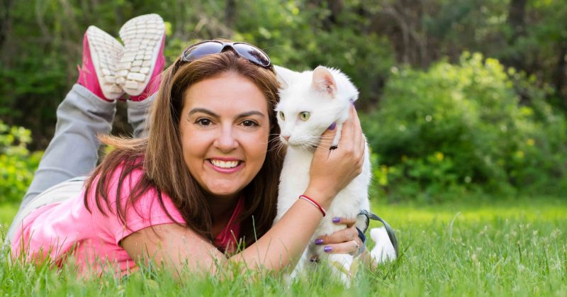 Sarah MacDonald of Sarah's Pet Sitting
