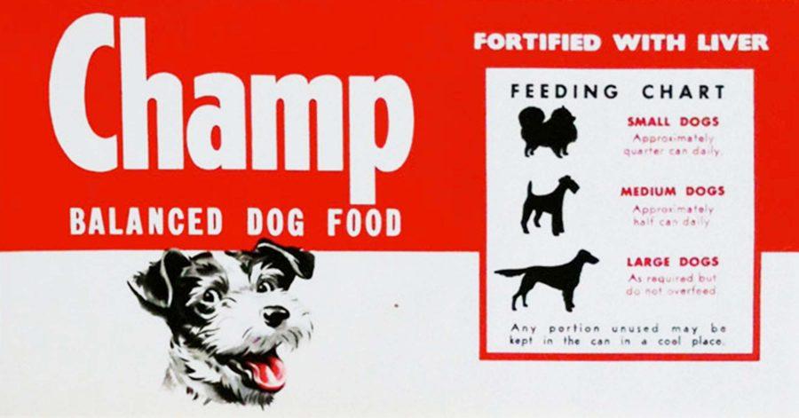 History Of Pet Food